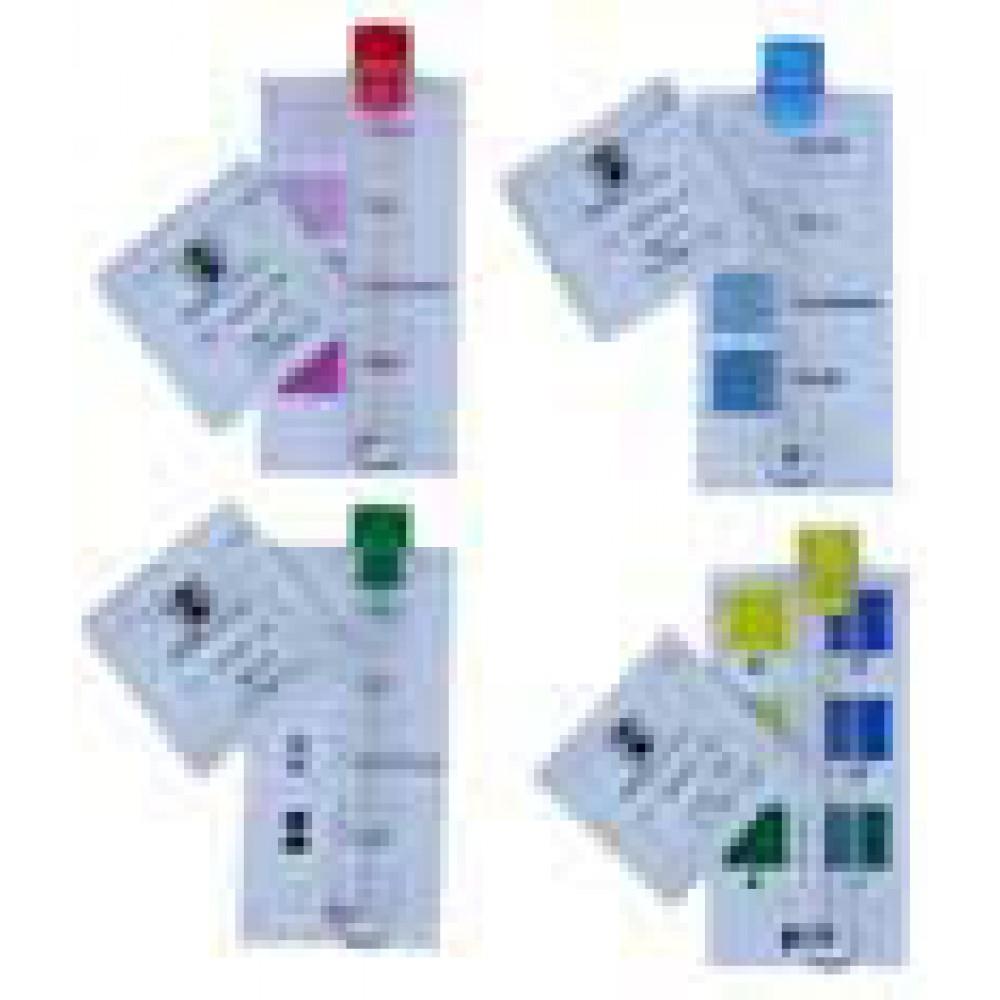 Επαγγελματικό Τεστ διαλύματος kit: pH-N-P-K